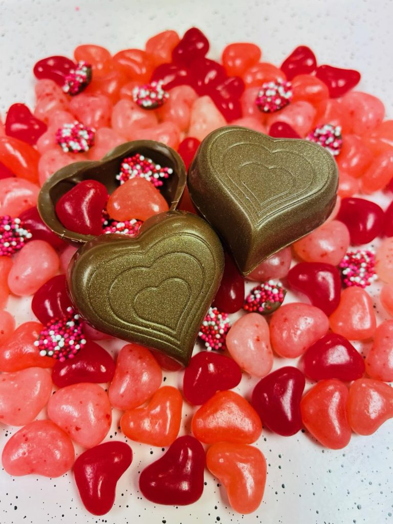 Share the Love candy hearts
